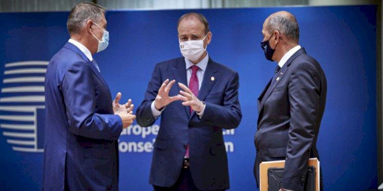 ES vadovai susitarė dėl COVID-19 atkūrimo paketo