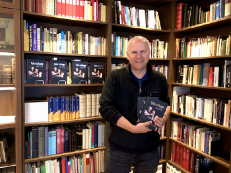 """Jobst Bittner knyga """"Tylos uždanga"""" – jautri nacių kareivio sūnaus išpažintis"""