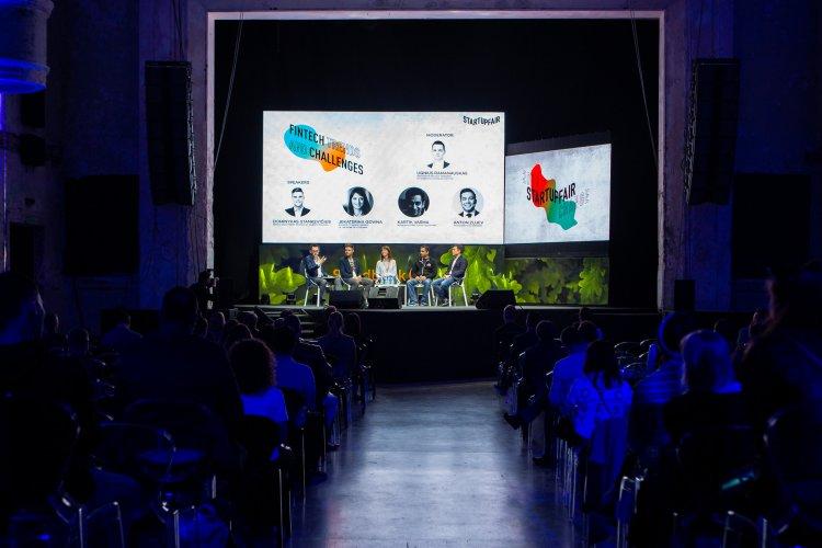 """Į renginį """"Startup Fair: Recharge"""" ieškoti ne tik investicijų, bet ir talentų bei darbdavių"""